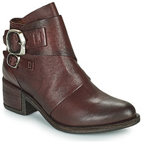 Shoes Women Mid boots Airstep / A.S.98 OPEA LOW Bordeaux