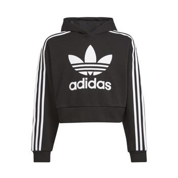 material Children sweaters adidas Originals THRENI Black