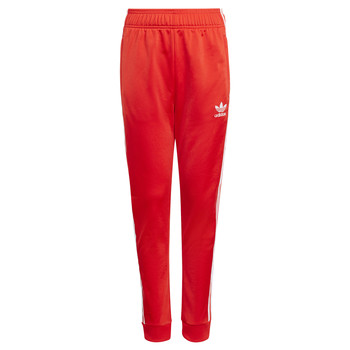 material Children Tracksuit bottoms adidas Originals HANA Red