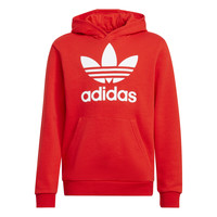 material Children sweaters adidas Originals MIOUT Red