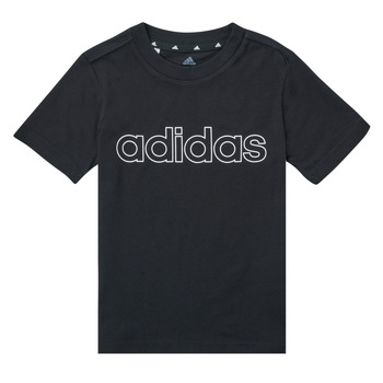 material Boy short-sleeved t-shirts adidas Performance SAMINA Black