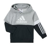 material Boy sweaters adidas Performance CRAKA Grey / Black