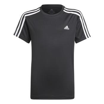 material Boy short-sleeved t-shirts adidas Performance MARIONA Black