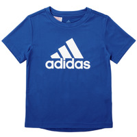 material Boy short-sleeved t-shirts adidas Performance CLAUDIA Blue