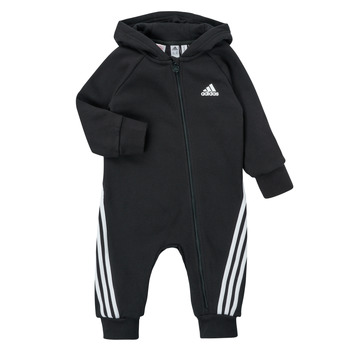 material Children Jumpsuits / Dungarees adidas Performance TOMILA Black