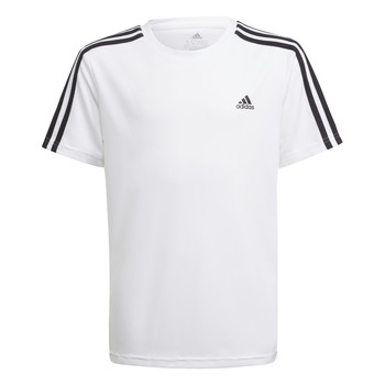 material Boy short-sleeved t-shirts adidas Performance AYMERICA White