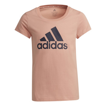 material Girl short-sleeved t-shirts adidas Performance ALBERIC Pink