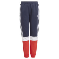 material Boy Tracksuit bottoms adidas Performance ALMANA Marine / Red