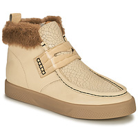 Shoes Women High top trainers Mam'Zelle AMOR White