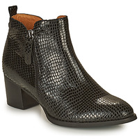 Shoes Women Ankle boots Mam'Zelle TILIA Black