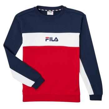 material Boy sweaters Fila KAMILA Red / Marine