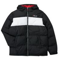 material Boy Duffel coats Fila BELOMA Black