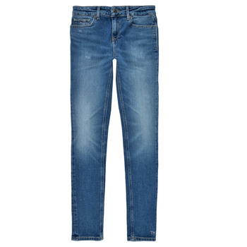 material Girl Skinny jeans Tommy Hilfiger JEANNOT Blue