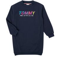 material Girl Short Dresses Tommy Hilfiger BELISTA Marine