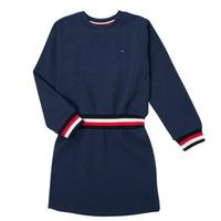 material Girl Short Dresses Tommy Hilfiger ARNO Marine