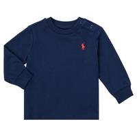 material Boy Long sleeved shirts Polo Ralph Lauren FADILA Marine