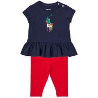 material Boy Sets & Outfits Polo Ralph Lauren BETINA Multicolour