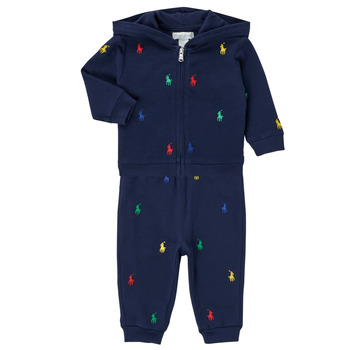 material Boy Sets & Outfits Polo Ralph Lauren SOLIDAD Marine