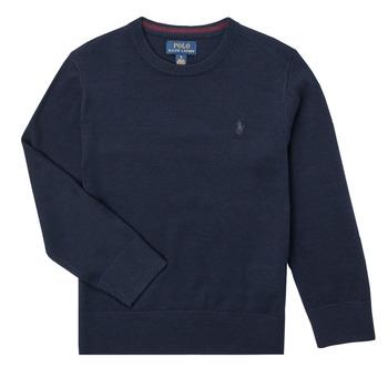material Boy jumpers Polo Ralph Lauren DENILA Marine