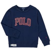 material Boy sweaters Polo Ralph Lauren KAMILLAR Marine