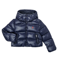 material Girl Duffel coats Polo Ralph Lauren TREFINA Marine