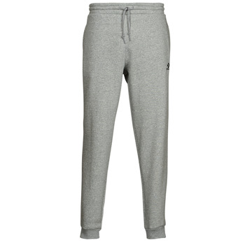 material Men Tracksuit bottoms Converse EMBROIDERED STAR CHEVRON PANT BB Grey