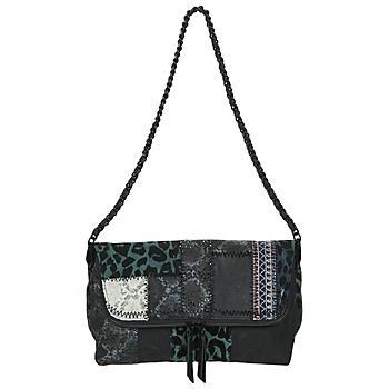 Bags Women Shoulder bags Desigual PASADENA VENECIA Green