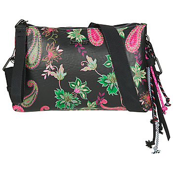 Bags Women Shoulder bags Desigual DARK BOHO DORTMUND Black