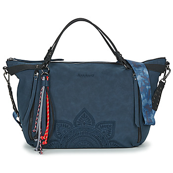 Bags Women Handbags Desigual AQUILES LIBIA Blue