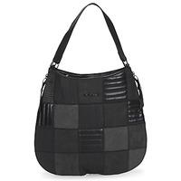 Bags Women Shoulder bags Desigual FIRE SAGA RUANDA Black