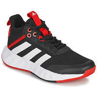 Shoes Children Basketball shoes adidas Performance OWNTHEGAME 2.0 K Black / Red