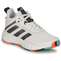 Shoes Children Basketball shoes adidas Performance OWNTHEGAME 2.0 K White / Black