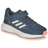 Shoes Girl Running shoes adidas Performance RUNFALCON 2.0 C Marine / Pink