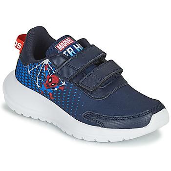 Shoes Boy Running shoes adidas Performance TENSAUR RUN C Blue