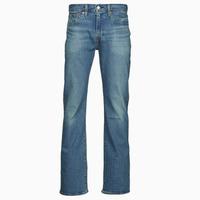 material Men bootcut jeans Levi's 527 SLIM BOOT CUT Blue