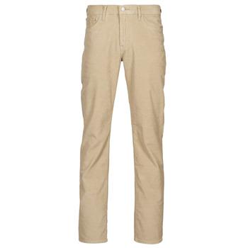 material Men 5-pocket trousers Levi's 512 SLIM Beige