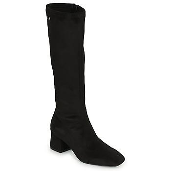 Shoes Women High boots Les Tropéziennes par M Belarbi DOTY Black