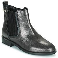 Shoes Women Mid boots Les Tropéziennes par M Belarbi MYLA Silver