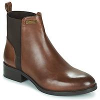 Shoes Women Mid boots Les Tropéziennes par M Belarbi WINNY Brown