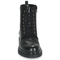 Shoes Women Mid boots Les Tropéziennes par M Belarbi SORAYA Black