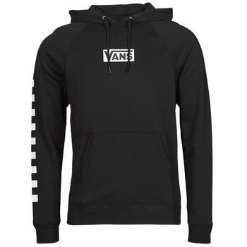 material Men sweaters Vans VERSA STANDARD HOODIE Black