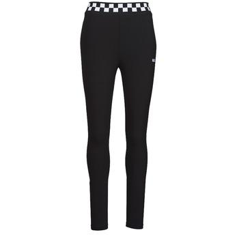 material Women leggings Vans CHECKMATE LEGGING Black