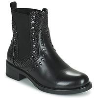 Shoes Women Mid boots Les Petites Bombes ALONA Black