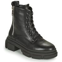 Shoes Women Mid boots Les Petites Bombes CIANA Black