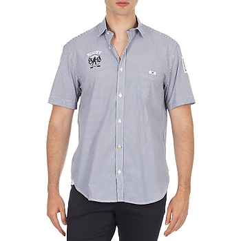 short-sleeved shirts Serge Blanco 15115