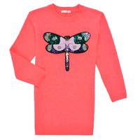 material Girl Short Dresses Billieblush SOLIDA Pink