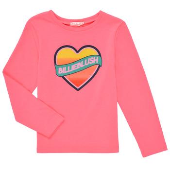 material Girl Long sleeved shirts Billieblush DEKOU Pink