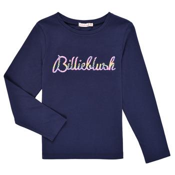 material Girl Long sleeved shirts Billieblush PETRA Marine