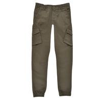 material Boy Cargo trousers  Teddy Smith BATTLE Kaki
