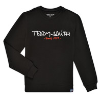 material Boy sweaters Teddy Smith S-MICKE RC Black